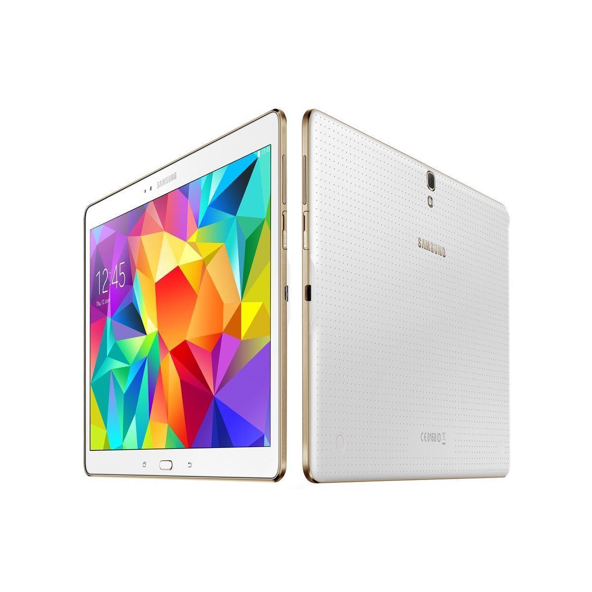 Galaxy Tab S 16GB - Weiß- Wlan