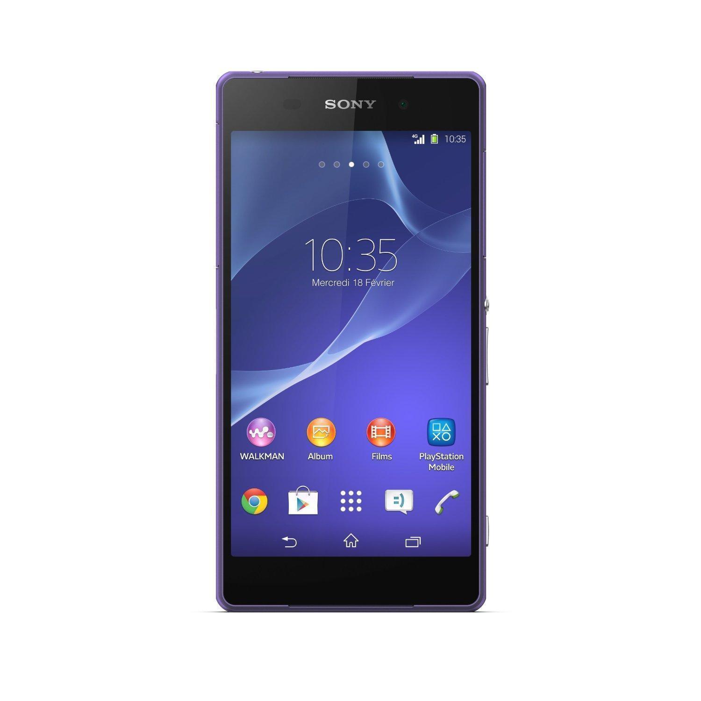 Sony Xperia Z2  - Violett - Ohne Vertrag
