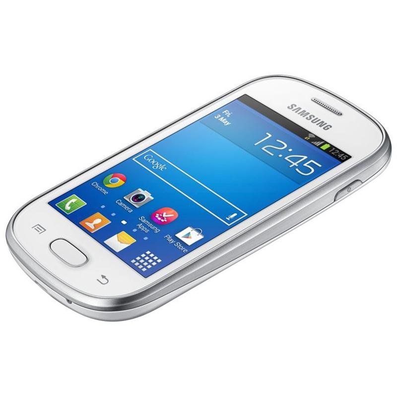 Samsung Galaxy Fame 4 Go - Blanc - Débloqué