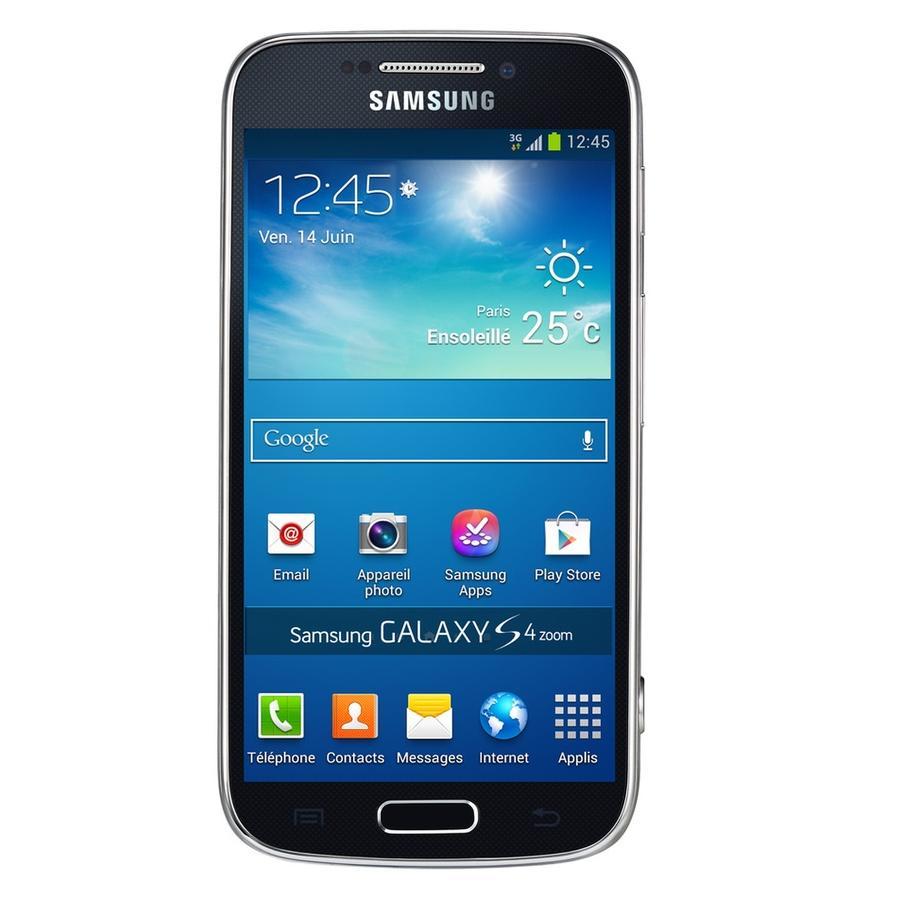 Samsung Galaxy S4 Zoom 8 Go - Noir - Débloqué