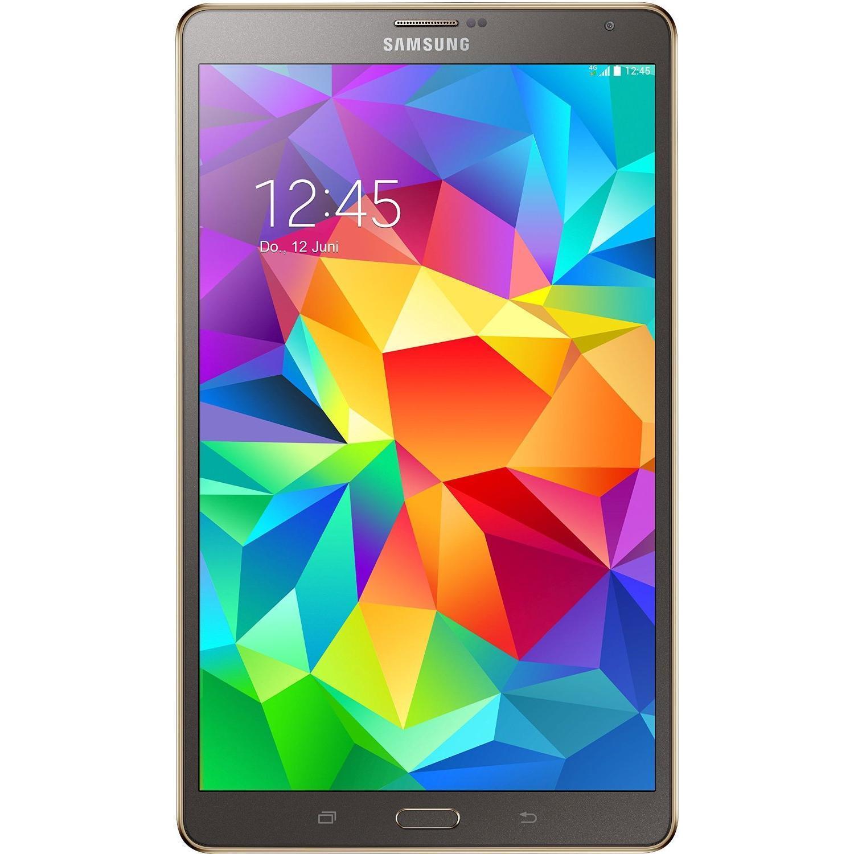 """Samsung Tab S 8.4 - 8,4"""" 16 Go - Wifi - Bronze"""