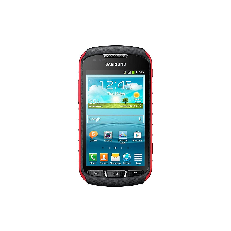 Samsung Galaxy Xcover 2 GT-S7710 - Noir/Rouge - Débloqué
