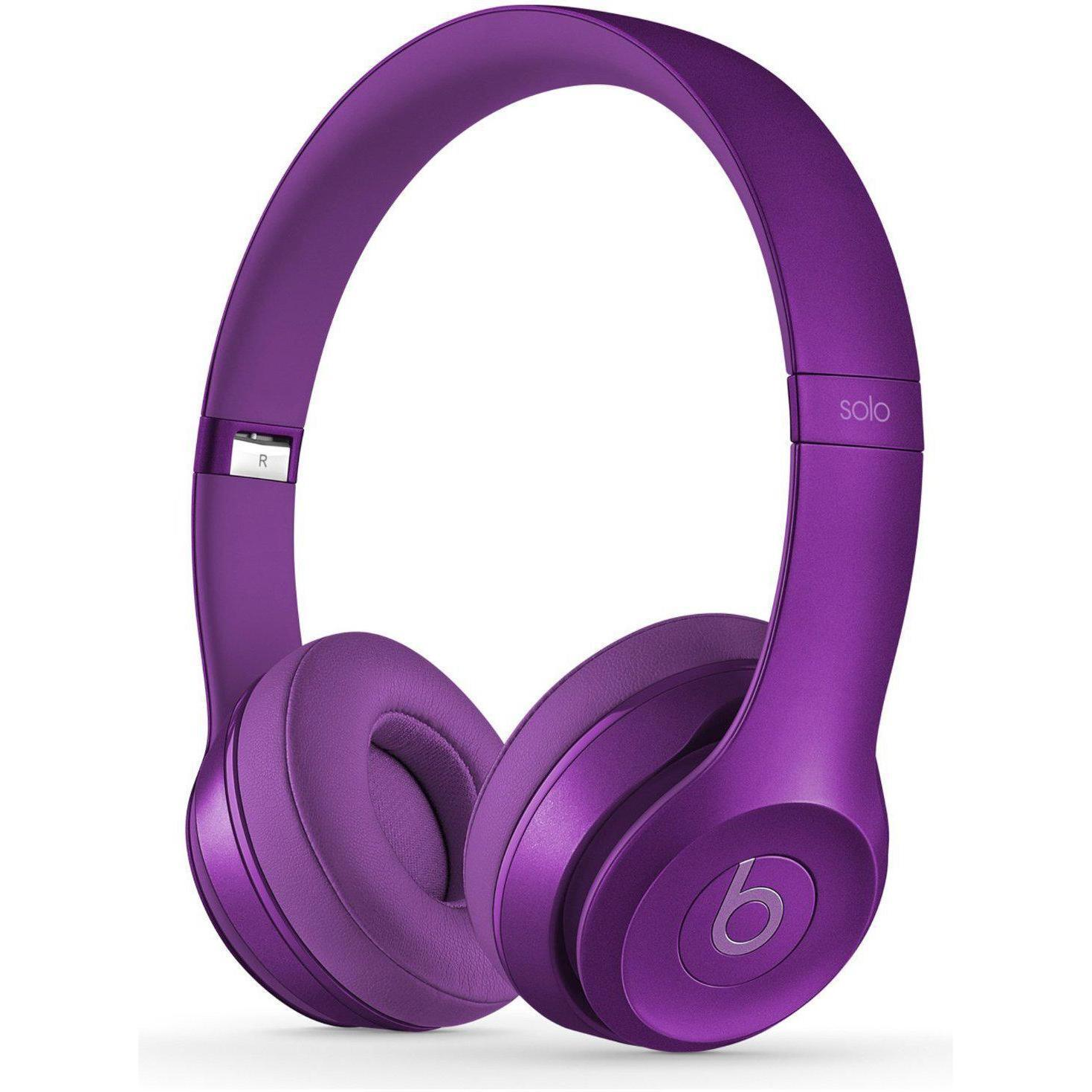 Casque Beats Solo 2 Royal - Imperial Violet