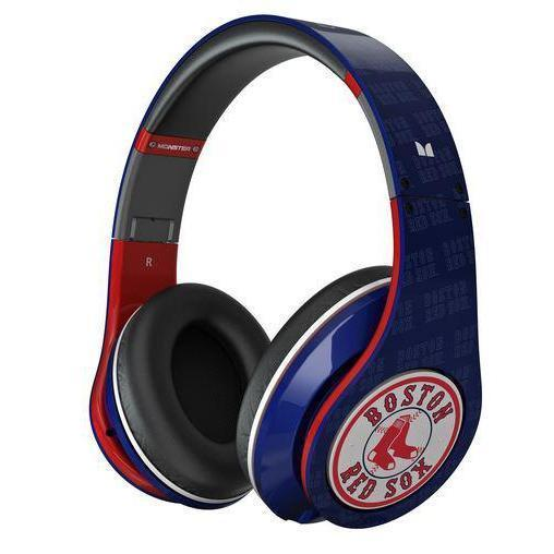 Casque Beats Studio - Red Sox