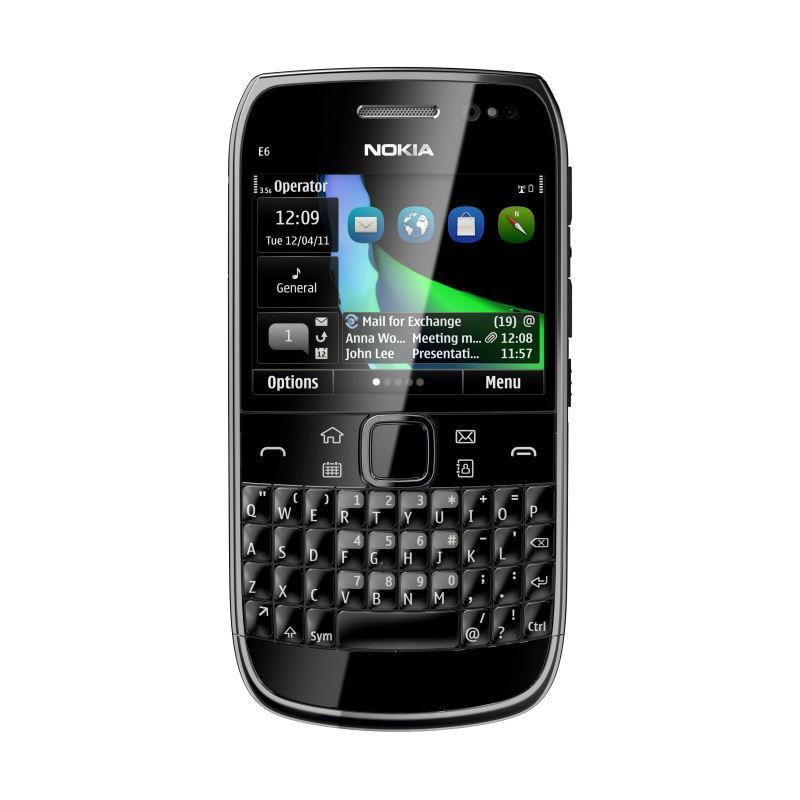 Nokia E6-00 8 Go - Noir - Débloqué