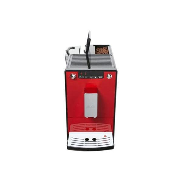 Expresso broyeur MELITTA Caffeo SOLO rouge