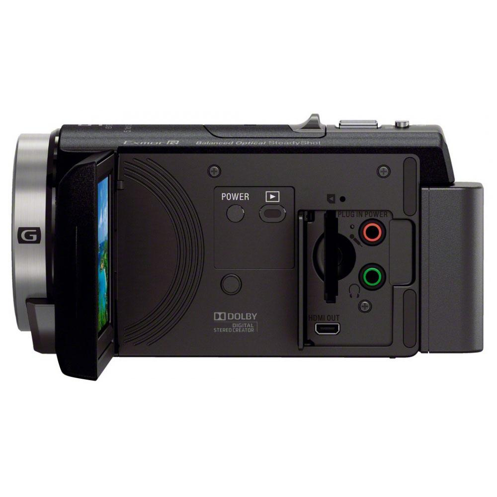 Videocámara digital Sony HDR-CX410VE - Negro