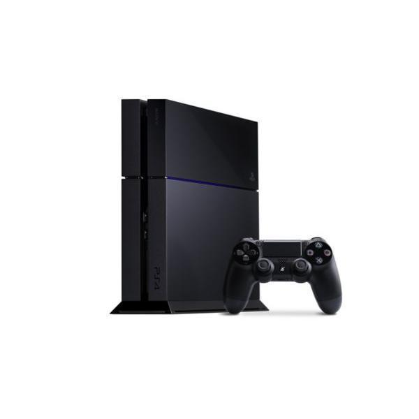 SONY PS4 1 To - Noir