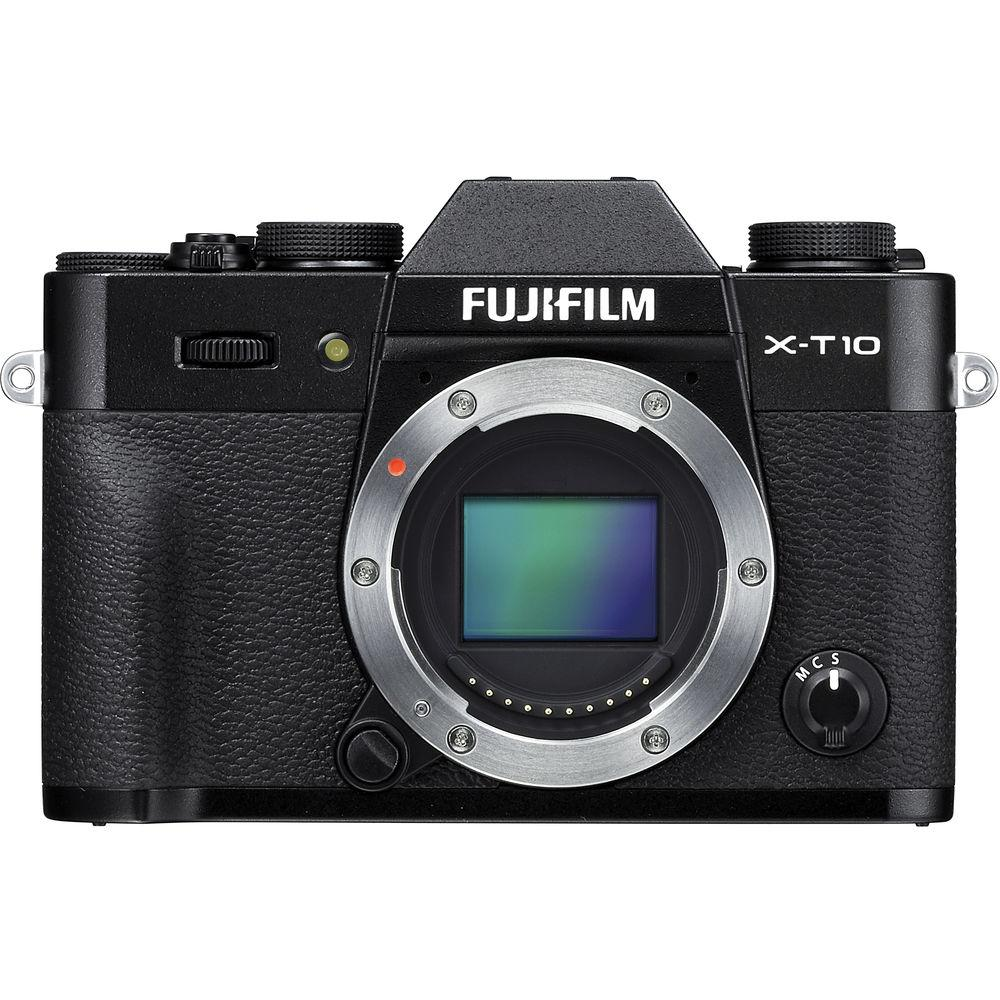 Hybride - Fujifilm X-T10 Boîtier nu -