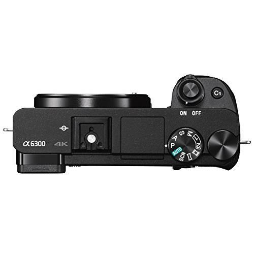 Híbrido - Sony Alpha 6300 Sin objetivo