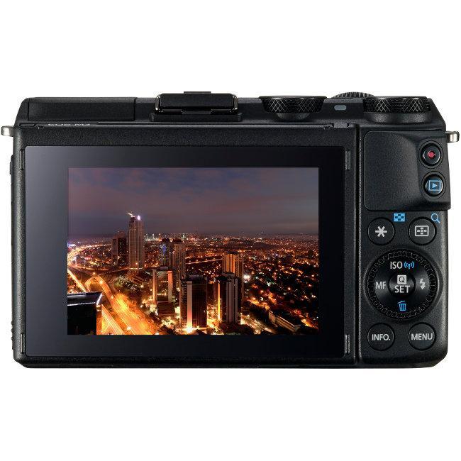 Híbrido - Canon EOS M3