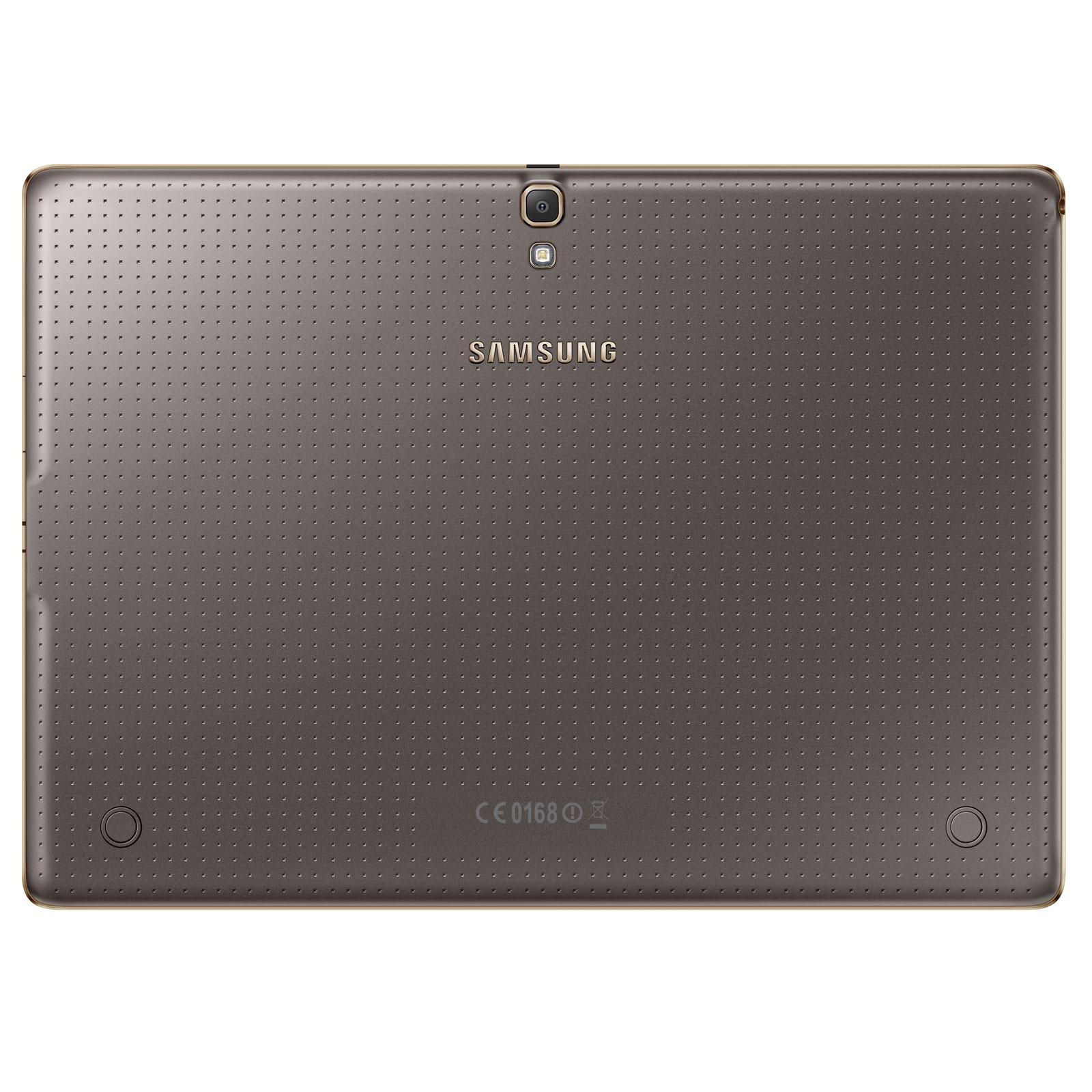 """Samsung SM-T800NZWAXEF - 10,5"""" 16 Go - Wifi / Bluetooth - Bronze"""