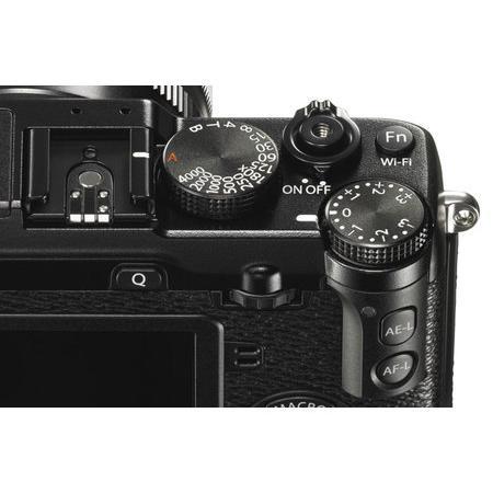 Híbrido - Fujifilm X-E2 Sin objetivo - Negro