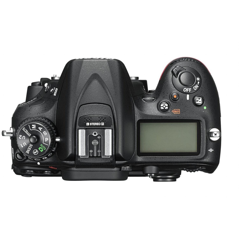 Reflex - Nikon D7200 Sin objetivo