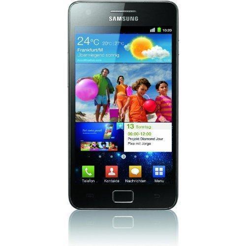 Samsung Galaxy S2 16 Go i9100 - Noir - Débloqué