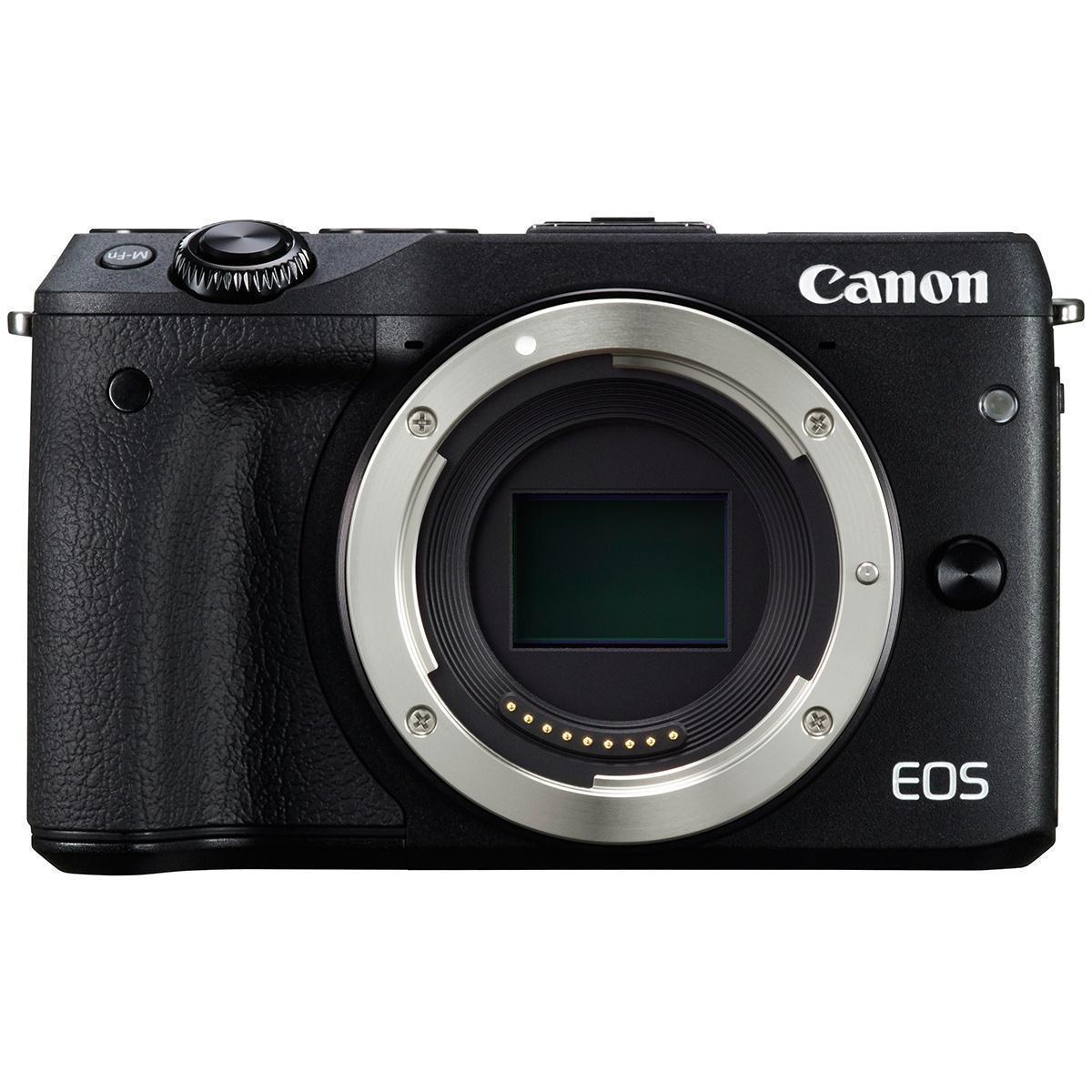 Hybride - Canon EOS M3 Boitier nu