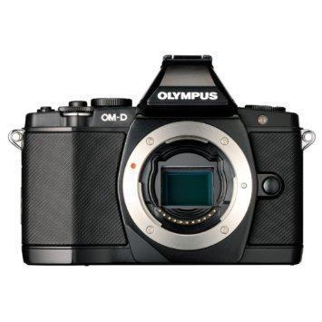 Hybride - Olympus OM-D E-M5 Boîtier nu - Noir