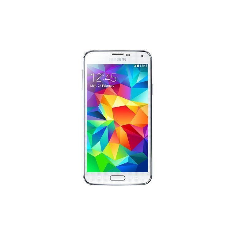 Samsung Galaxy S5 16 Go G900F 4G - Blanc - Débloqué
