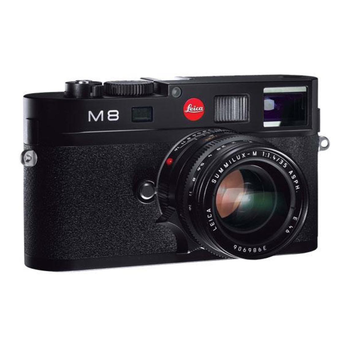 Leica M8 - Noir