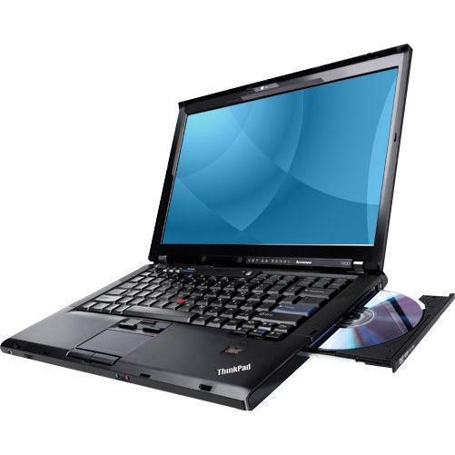 Lenovo Thinkpad T500 Core2Duo 2,4 GHz - SSD 160 Go - RAM 4 Go