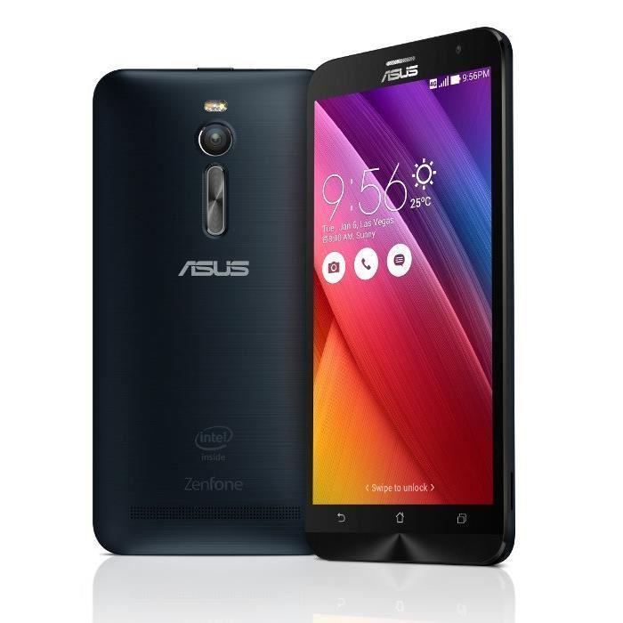Asus ZenFone 2 16 Go - Noir - Débloqué