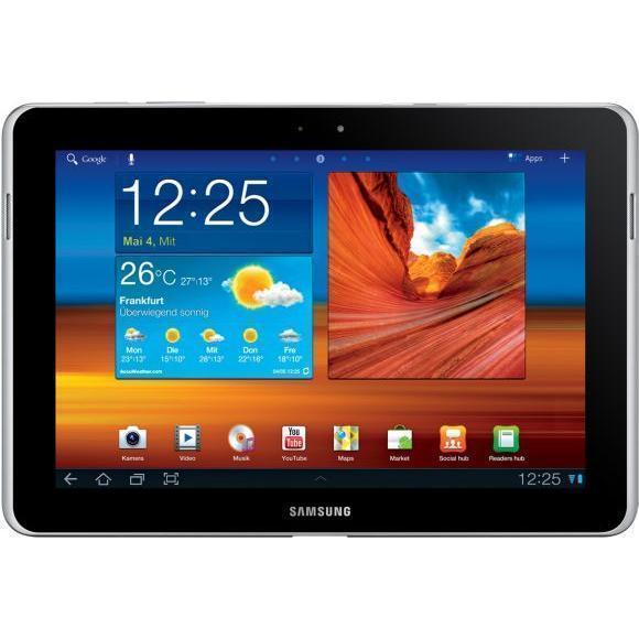 Samsung Galaxy Tab N GT-P7501 , WLAN + 3G ,  10.1'' - Schwarz - ohne Vertrag