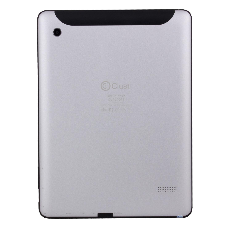 """Clust CL2C97 9,7"""" 16Go - Noir - Wifi"""