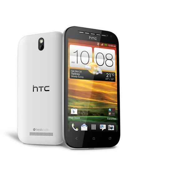 HTC One SV 8 Go - Blanc - Débloqué