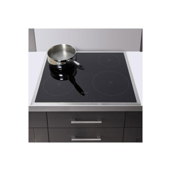 Table de cuisson - Induction 4 foyers - SIEMENS EH645BE18E