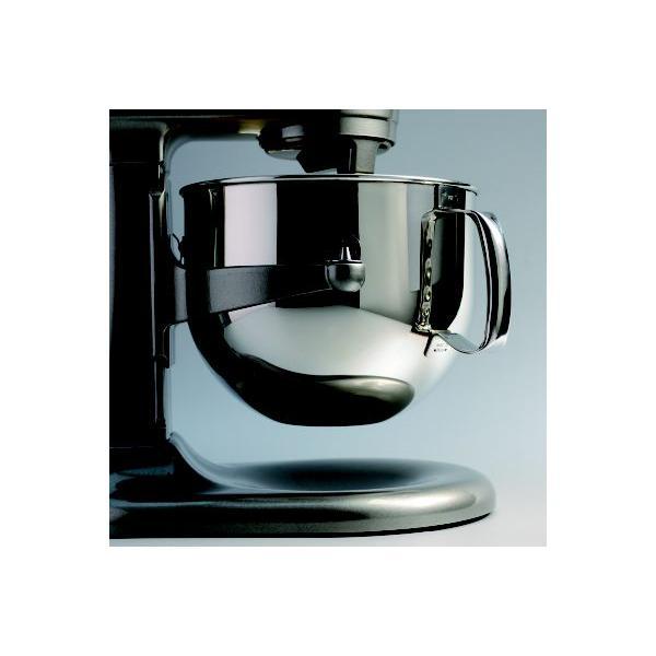 Robot pâtissier KITCHENAID 5KSM7580XEMS - Argent