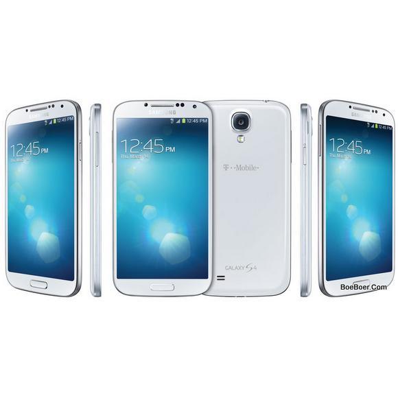 Samsung Galaxy S4 (M-919) 16GB - Blanco - Libre
