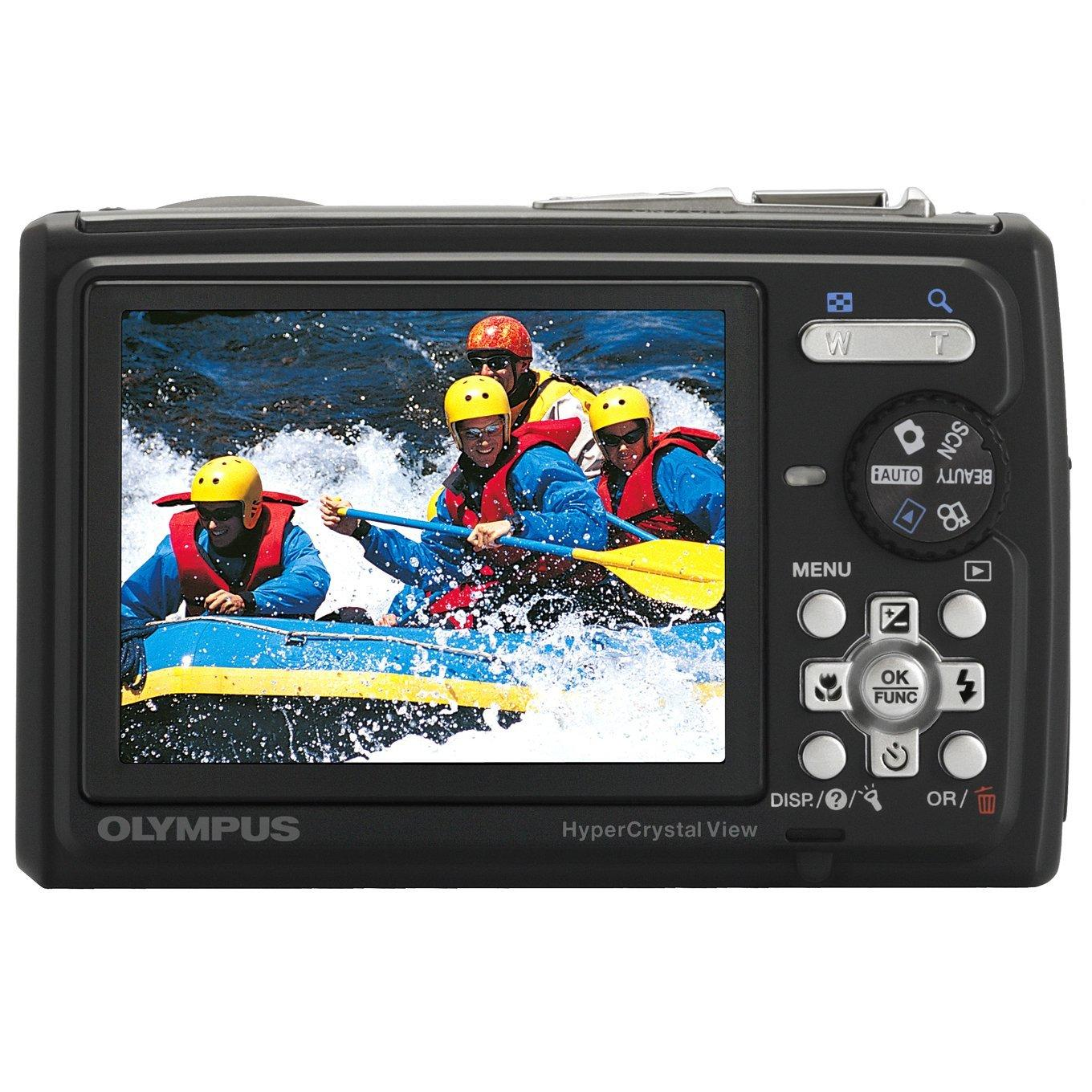 Compact - Olympus µ TOUGH-6010 - Rouge