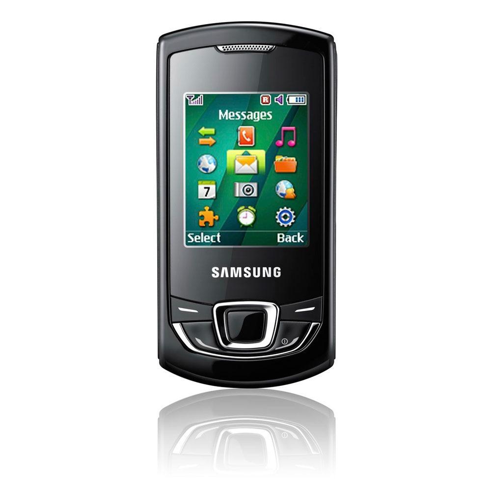 Samsung E2550 14 Mo - Noir - Débloqué