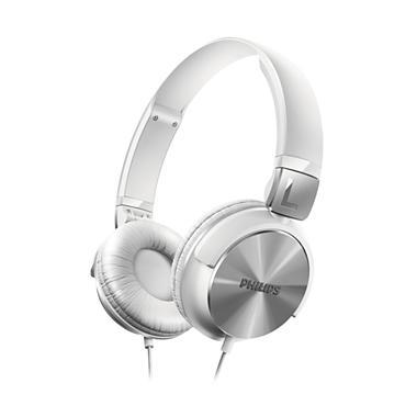 Casque Philips SHL3160WT/00 - Blanc