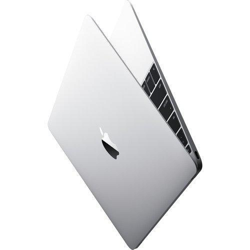 """MacBook 12"""" Core M 1,2 GHz - SSD 512 Go - RAM 8 Go - Argent - QWERTY"""