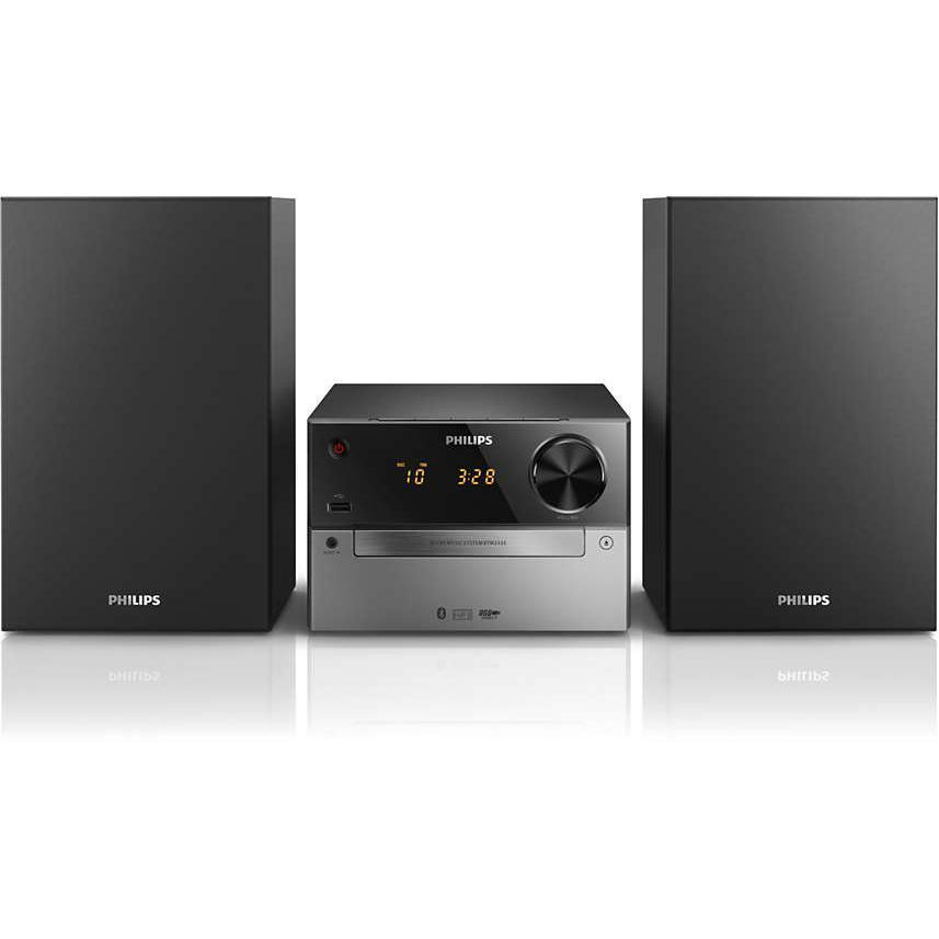Micro-chaine CD + USB + Bluetooth Philips BTM2335/12