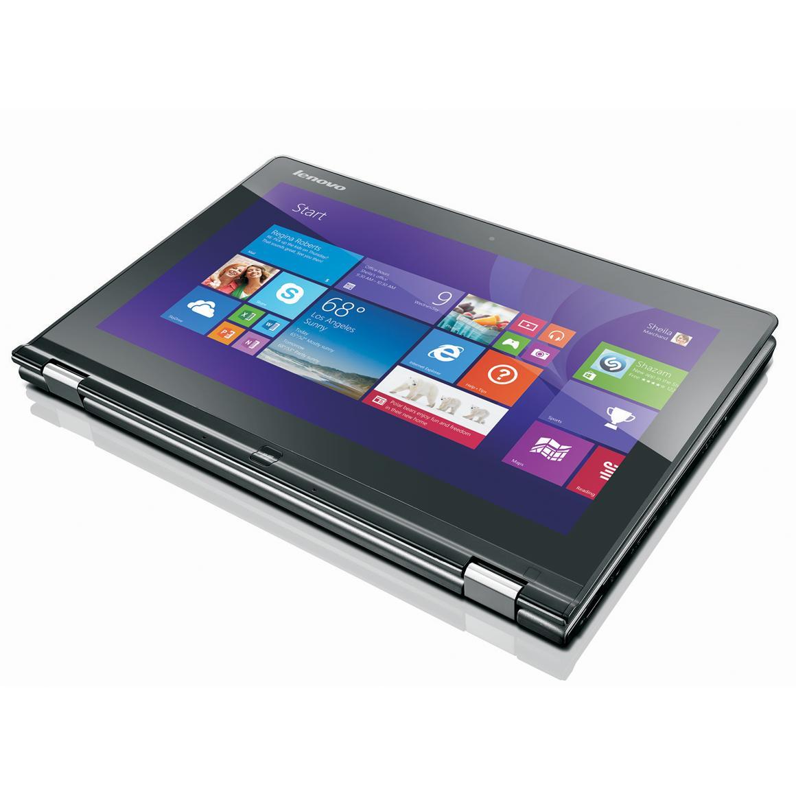 """Lenovo Yoga 2 13"""" - i5-4200U 1.6 GHz -  500 Go - RAM 4 Go"""