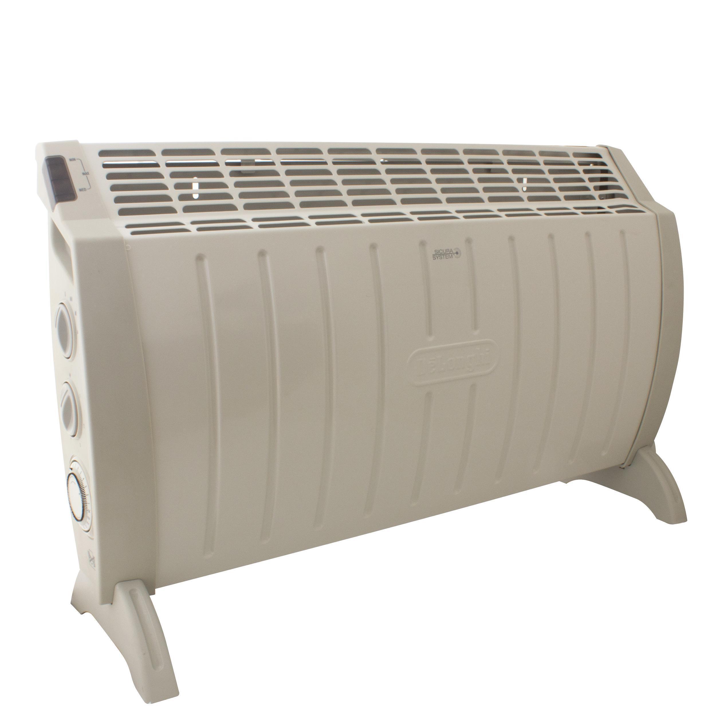 Chauffage convecteur électrique DeLonghi HCO430TS - 300W