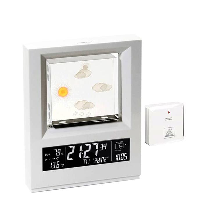 Station météo avec baromètre Window INOLT01