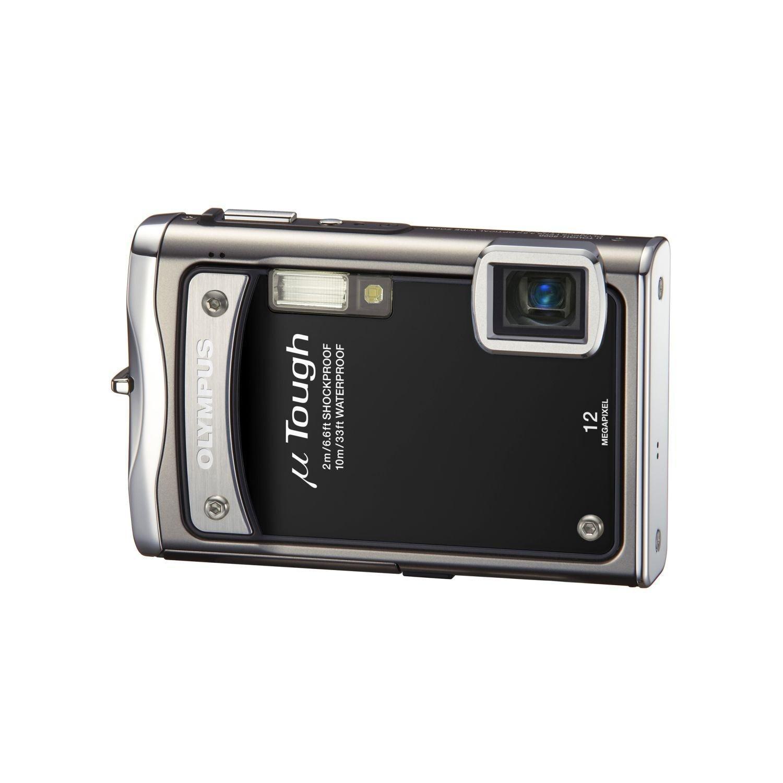 Compact - Olympus µ TOUGH-8000 - Noir
