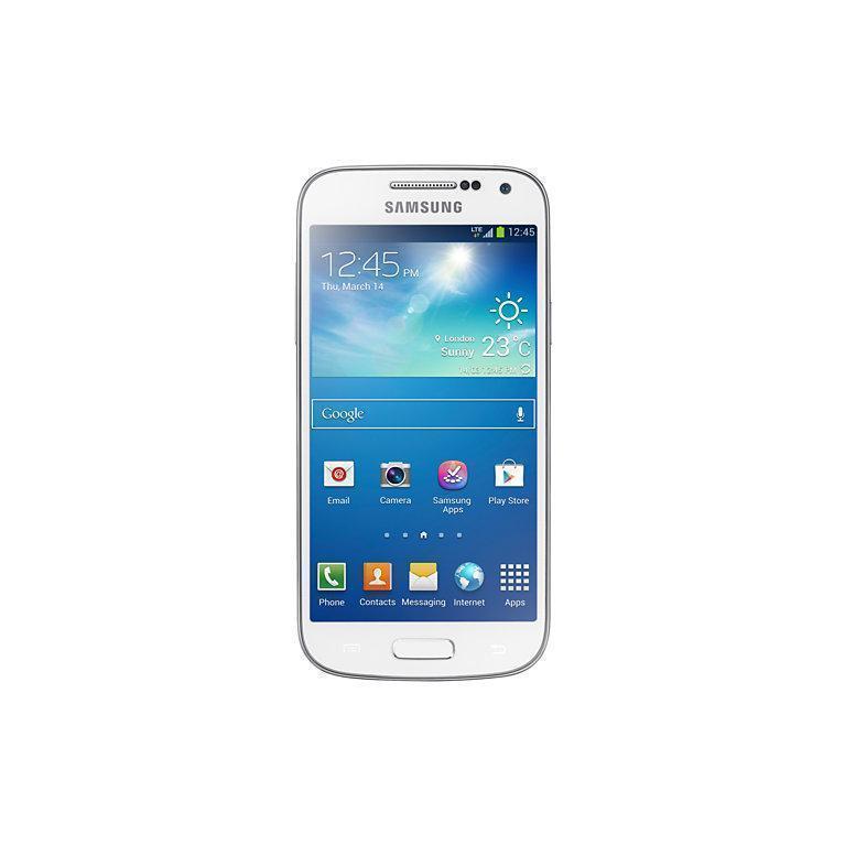 Samsung Galaxy S4 mini 8 GB 4G - Weiß - Ohne Vertrag