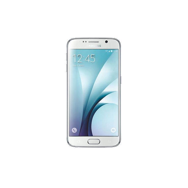 Samsung Galaxy S6 32 Go G920 4G - Blanc - Débloqué