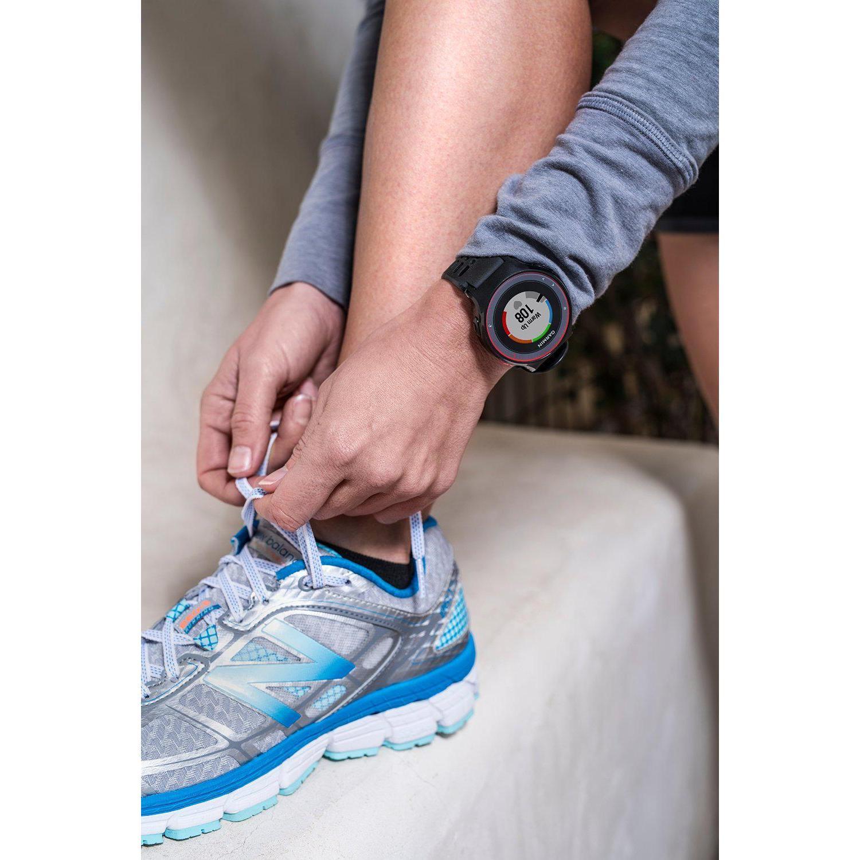 Pulsera de fitness GARMIN Forerunner 225- Negro