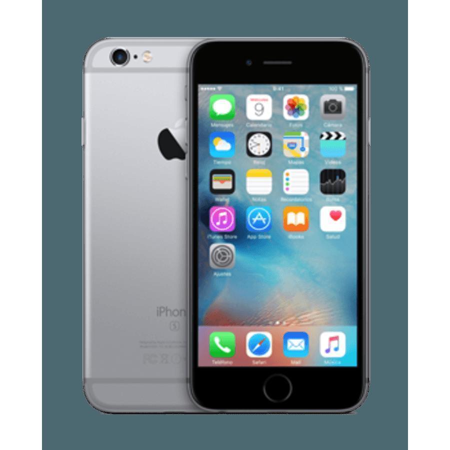 iPhone 6S 16GB - Gris Espacial - Libre
