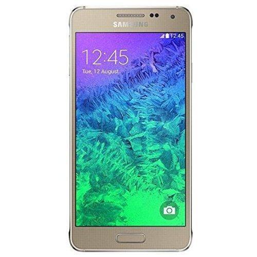 Galaxy Alpha 32GB - Gold - Ohne Vertrag