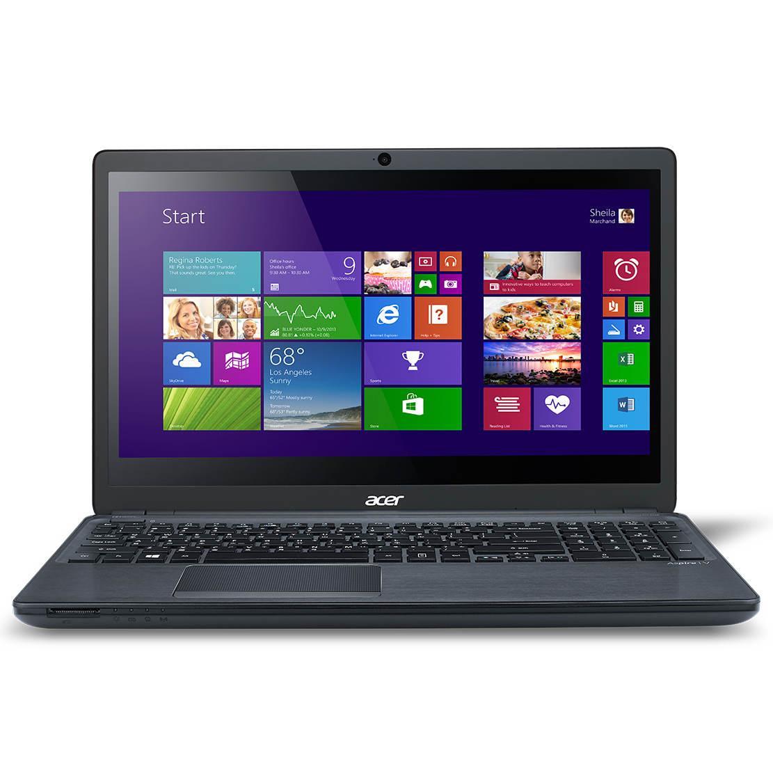 Acer ASPIRE E1-572-34014G50MNKK - i3 1,7 GHz - HDD 1024 Go - RAM 4 Go - AZERTY