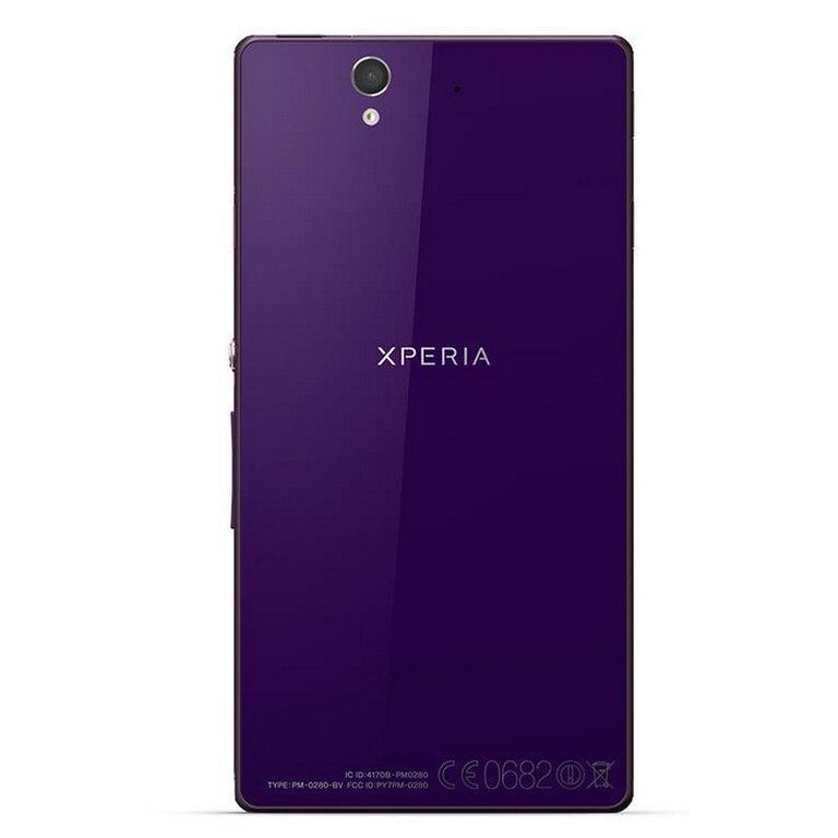 Sony Xperia Z 16 Go - Violet - Débloqué