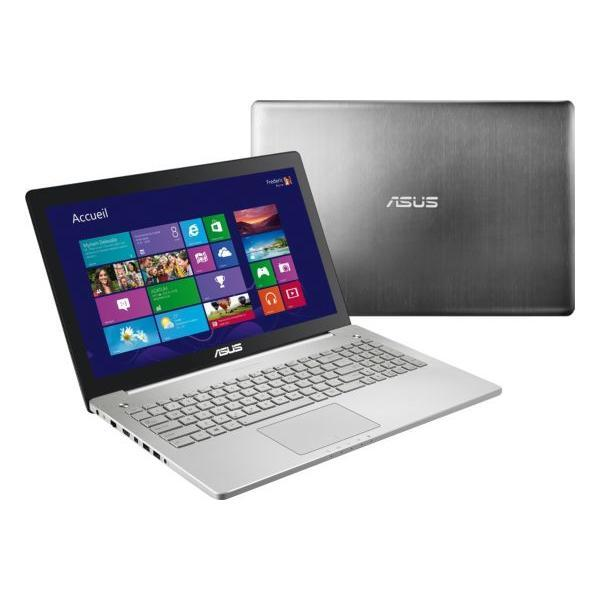 "Asus N550JV-CM092H 15,6""  2.4 GHz  - HDD 1.024 To - RAM 16 Go"