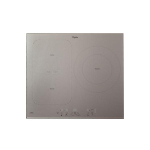 Table de cuisson - Induction 3 foyers - WHIRLPOOL ACM911BF/S