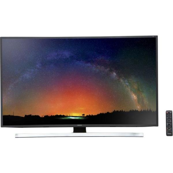 Smart TV LED 3D 4K Ultra HD 121 cm SAMSUNG UE48JS8500 - Incurvée